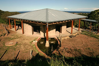 Tricircle Pavilion Church, Gqunube