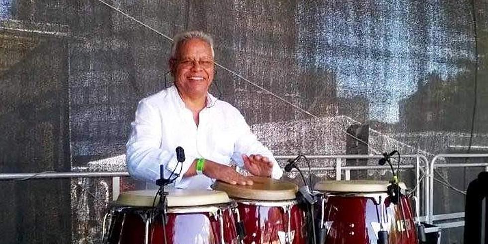 Salsa Percussion with Cachi Acosta