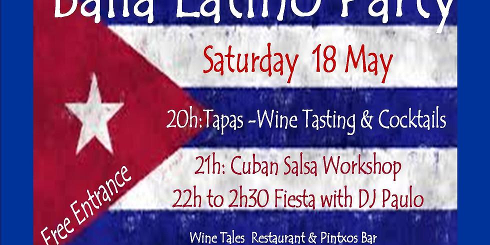 Baila Latino Party