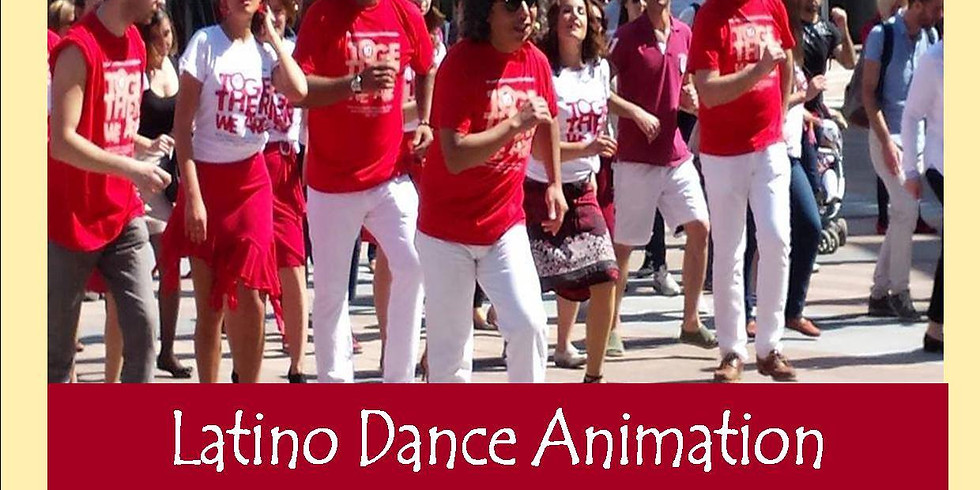 EU Open Day - Latino Dance Animation
