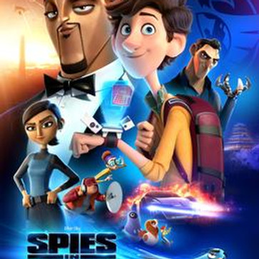 Movie Night 5-18-2021: Spies in Disguise
