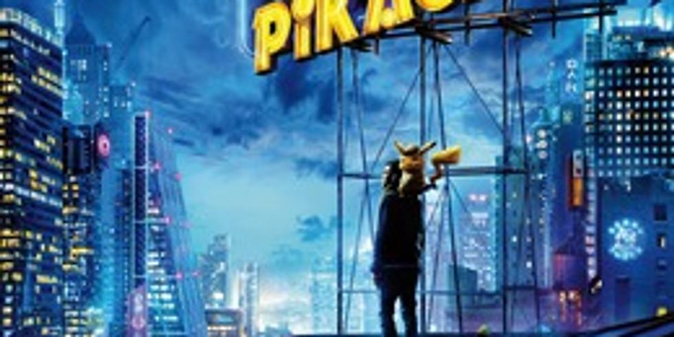 Movie Night 6-11-21 Pokémon Detective Pikachu