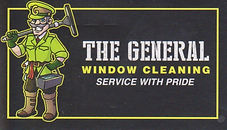 bus card - the general window cleaning b