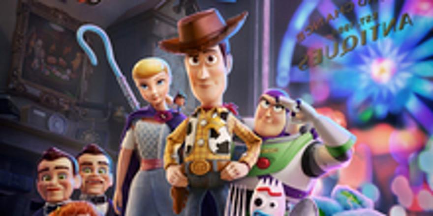 Movie Night 5-21-2021: Toy Story 4