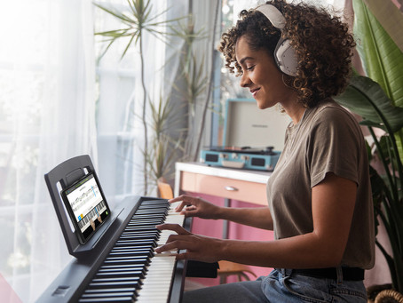 Improve your posture at the piano