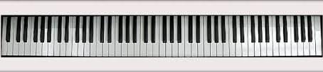 Information regarding online piano lessons