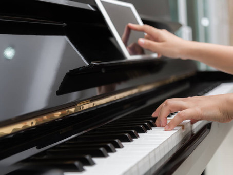 Piano Lessons on the web