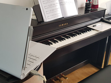 The five most easy songs to learn as a beginner on the piano