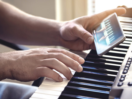 Welcome to the new era of online piano lessons with Matthew Clayton
