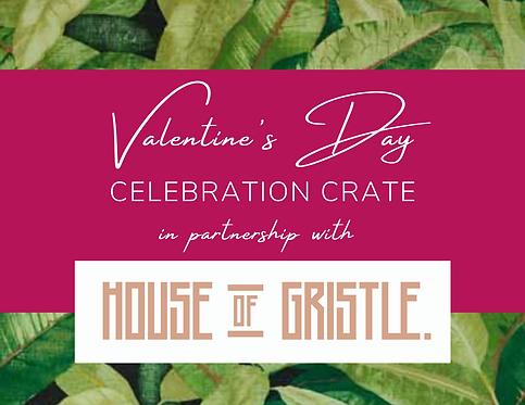 Valentine's Day Celebration Crate