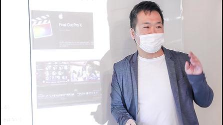 動画編集講座山川翔の自己紹介動画になります