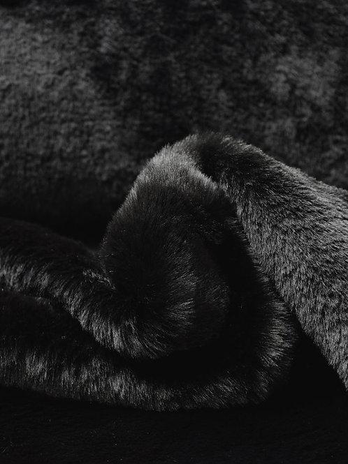 Fourrure noire