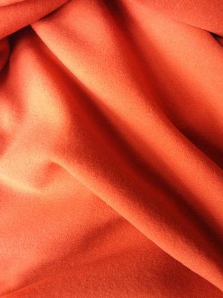 Superbe lainage orange