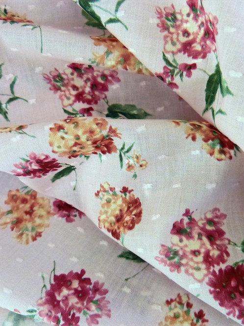 Plumetis hortensias