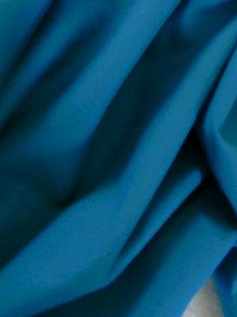 Doublure bleu canard