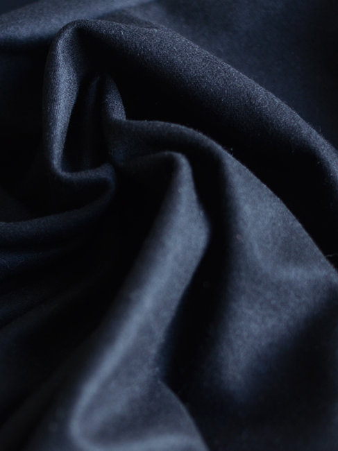 Lainage fin noir