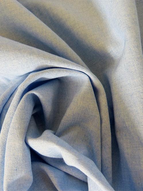 Coton bleu jean clair