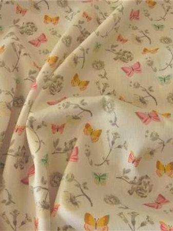 Coton exclusif papillons