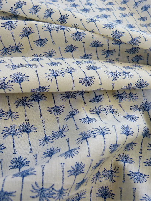 Tissu palmiers