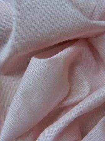 Doublure rayée rose