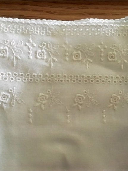Broderie anglaise 110mm
