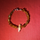 Thumbnail: Carnelian and Quartz Bracelet