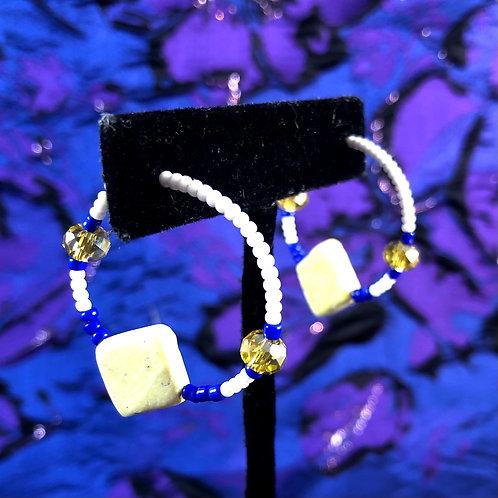 Empress of Al Morocco Opal Hoop Talismans