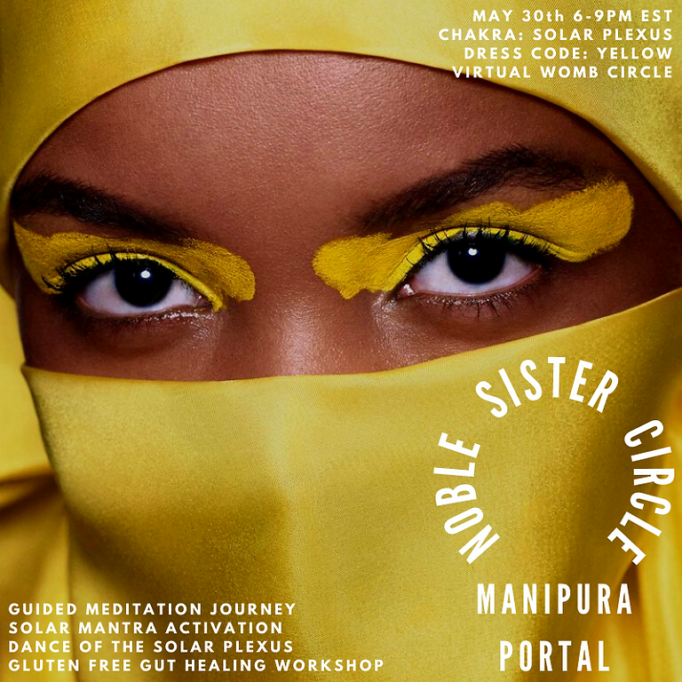 Noble Sister Circle: Manipura Portal