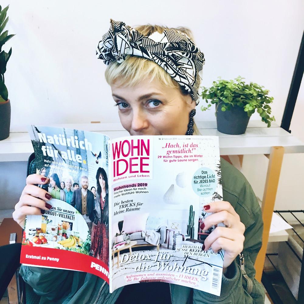 Stilberatung Berlin, Stylistin Maren Assmus im Interview mit Wohnideen