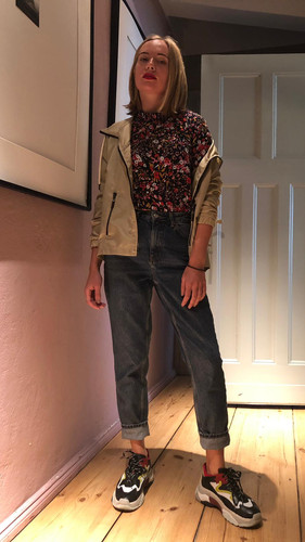 Kleiderschrank Check bei Djane Yulia Niko