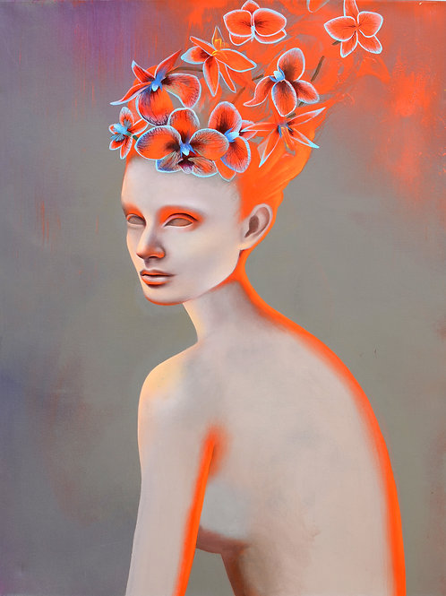 Hungry Flowers Limited Edition Fine Art Print