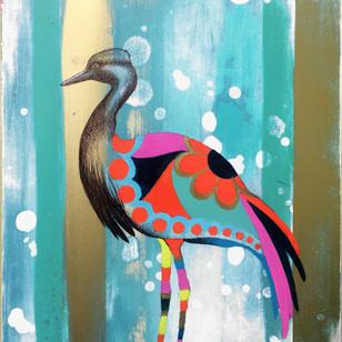 Bird Study #10