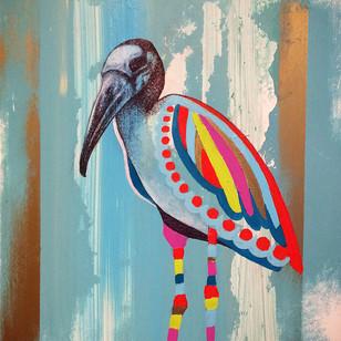 Bird Study #11