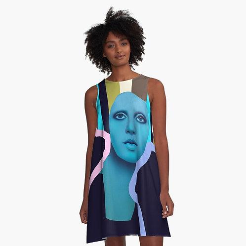 Biba 31 Peony A Line Dress
