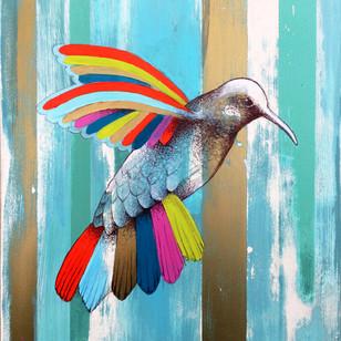 Bird Study #9