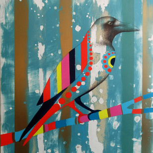 Bird Study #12