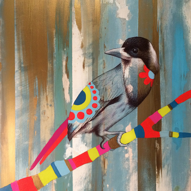 Bird Study #8