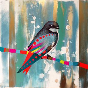 Bird Study #2