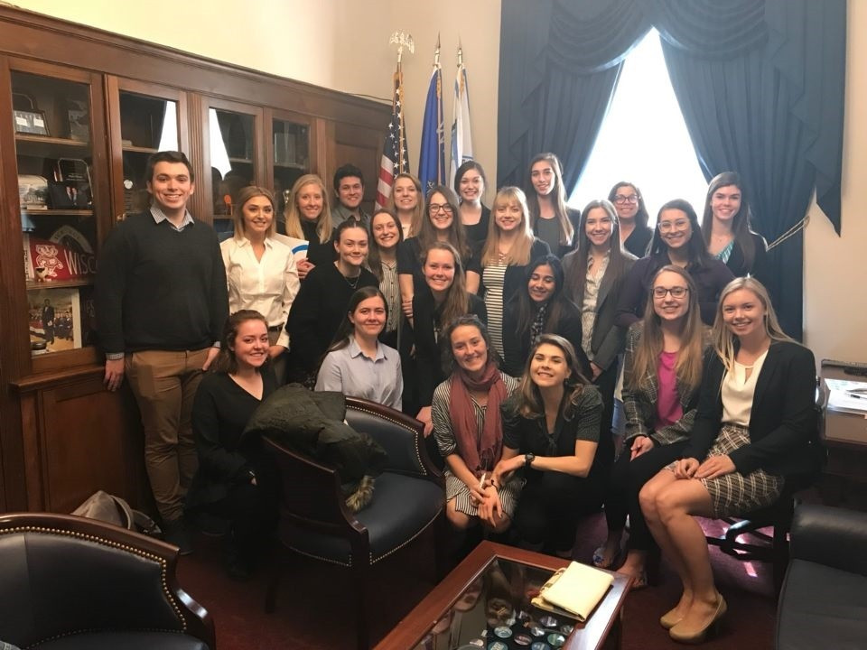 03.23.18.WI.StudentsPoseWithSeniorLegisl