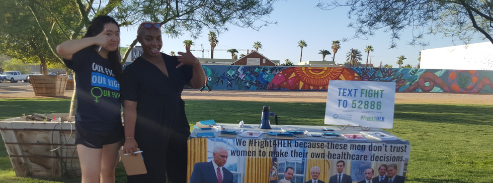 06.02.18.AZ.JoyAndAmberPetitioning.jpg