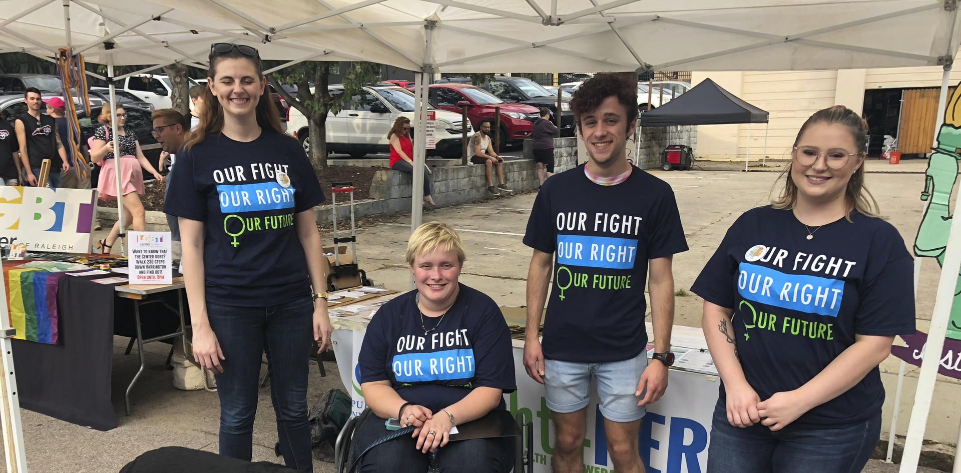09.30.2018.NC.Volunteers Lindsey Humphre