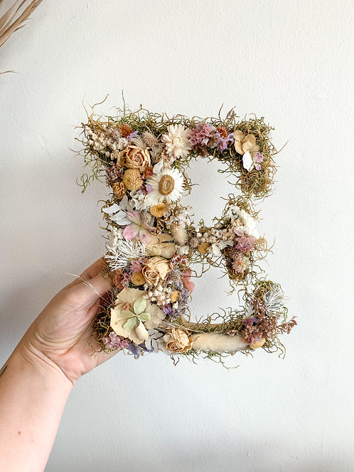 Dried Letters