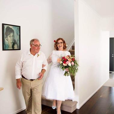 Our gorgeous bride Kieley 🌷 Thank you f
