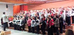 Concert à St Jean de Muzols