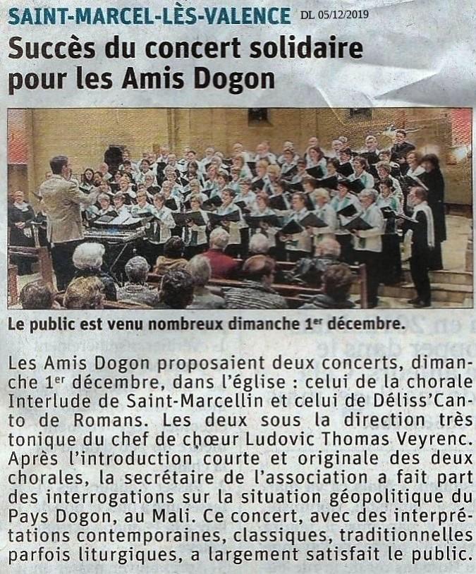 6 - Le Dauphiné Libéré - 05.12.2019