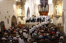 Concert à St Marcellin 26/06/2015