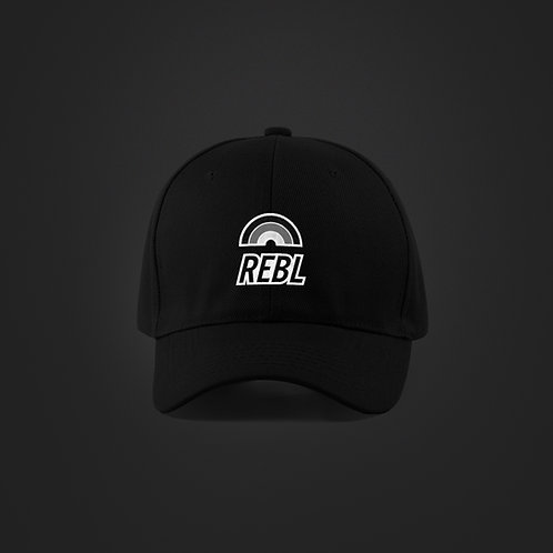 The Hero Project x REBL Rainbow Dad Hat
