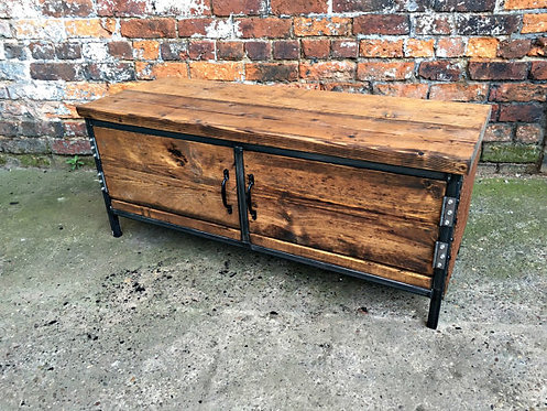 Reclaimed Industrial Chic Sideboard Dresser 197