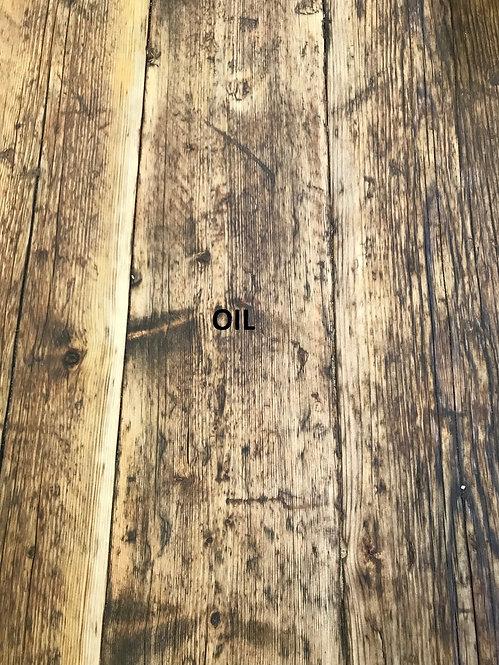 Reclaimed Timber Sample -OIL