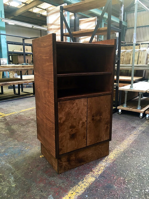 Reclaimed Industrial Chic Custom Hand Made EPOS Till Stand 185